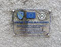Sainte-Consorce - Square Fornos de Algodres (plaque).jpg