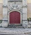 Sainte Eulalia church of Genille 02.jpg