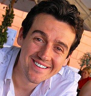 Sam Moran - Moran in 2008
