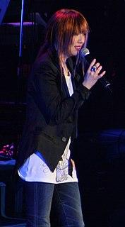 Hong Kong singer and actress