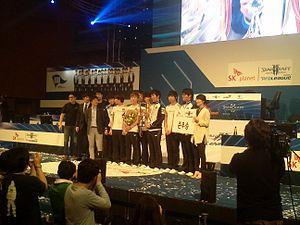 Samsung Galaxy (eSports) - Samsung Galaxy Pro-Game team players