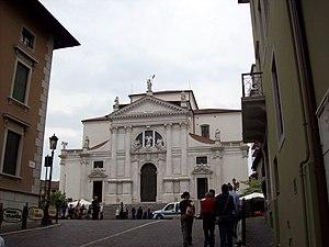 San Daniele del Friuli - Cathedral of San Michele Arcangelo