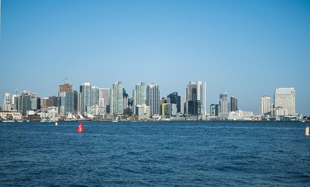 List Of Tallest Buildings In San Diego Wikipedia