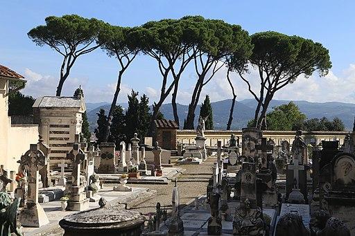 San Miniato al Monte, Cimitero Porte Sante