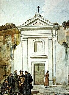 San Pellegrino in Vaticano