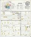 Sanborn Fire Insurance Map from Carrington, Foster County, North Dakota. LOC sanborn06527 006-1.jpg