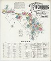 Sanborn Fire Insurance Map from Fitchburg, Worcester County, Massachusetts. LOC sanborn03728 003-1.jpg