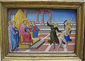 Sano di pietro, scene della vita di san girolamo, 1444, dal convento di san girolamo a siena, 01.JPG
