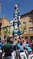 Sant Jordi 2017 a Igualada - 4 de 7 dels Castellers de Terrassa.jpg