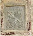 Santa croce, loggiato sud, stemma corsi.jpg