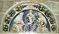 Santi buglioni (attr.), sant'anna, la vergine e il bambino tra i ss. antonio abate e da padova, 1525-1550 ca..JPG