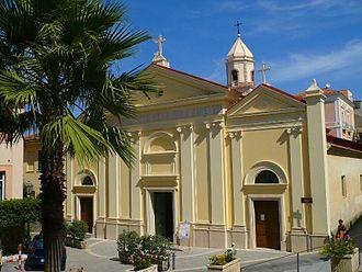 Santa Maria di Castellabate - Santa Maria a Mare Sanctuary