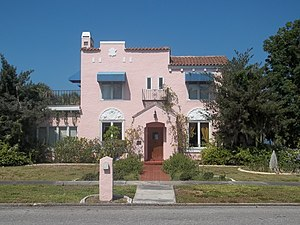 National Register of Historic Places listings in Manatee County, Florida - Image: Sarasota FL Beasley House 01