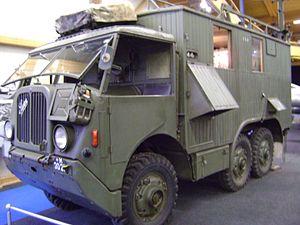 Saurer M6 Funkstation SE-404