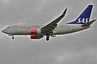 SE-REU - B737 - SAS