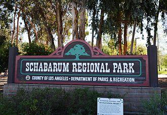Peter F. Schabarum - Schabarum Regional Park