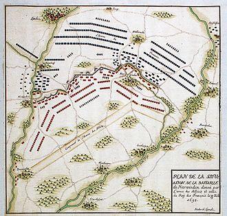 Battle of Landen - Image: Schlacht bei Neerwinden (1693)