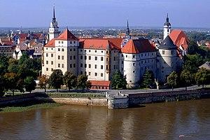 Torgau - Image: Schloss Hartenfels