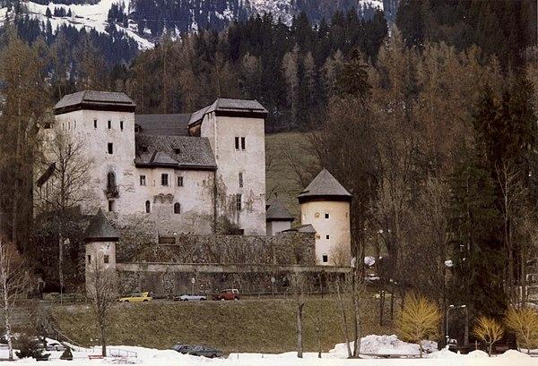 Schloss Goldegg - google-anahytic.com
