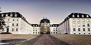 Schloss Saarbruecken, HDR