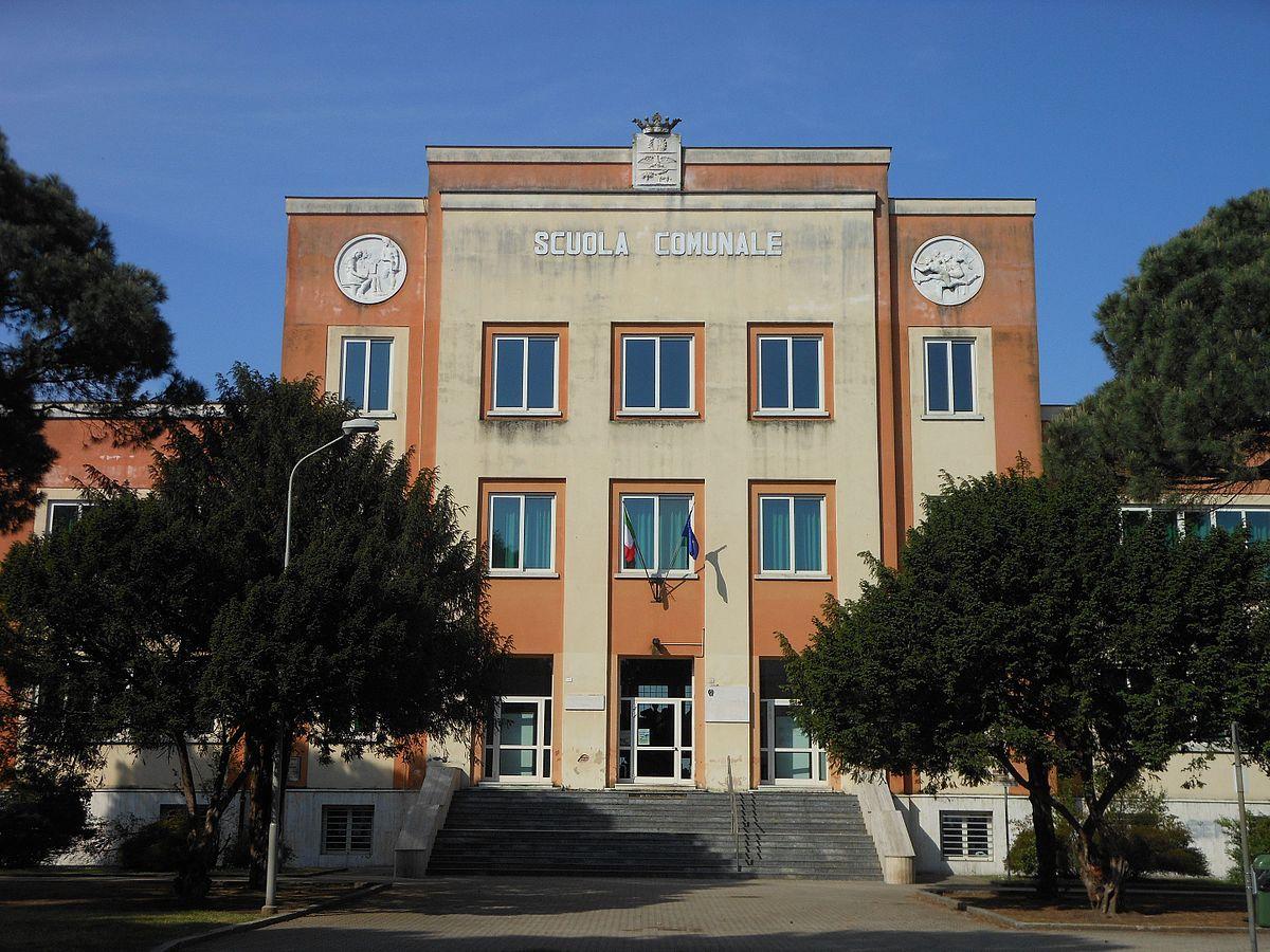 Scuola comunale di mortara wikipedia for Scuola arredatore d interni