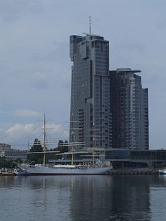 Px Sea Towers