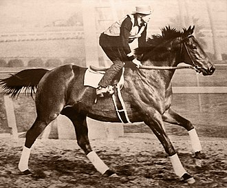Seabiscuit - George Woolf on Seabiscuit