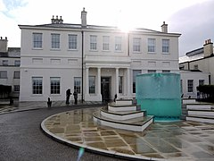 Seaham Hall Hotel and 'Charybdis' - geograph.org.uk - 1706282.jpg
