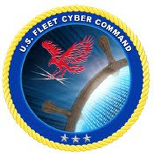 U.S. Fleet Cyber Command - Emblem of U.S. Fleet Cyber Command