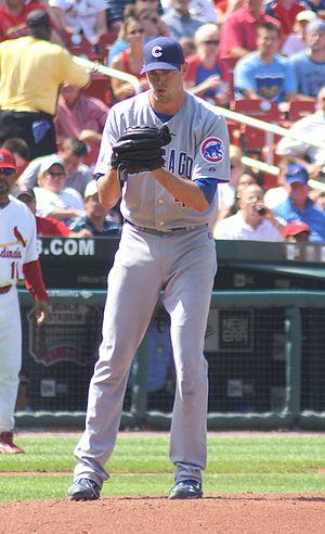 Sean Marshall (baseball) - Marshall with the Chicago Cubs