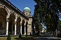 Search Zagreb Mirogoj Cemetery crkva Krista kralja na Mirogoju 09.jpg