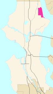 Matthews Beach, Seattle Neighborhood in Seattle