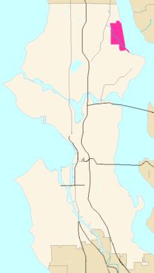Matthews Beach Seattle