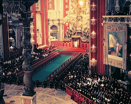 Second Vatican Council by Lothar Wolleh 005 cropped