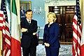 Secretary Clinton Meets With Italian Foreign Minister (3583711902).jpg