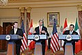 Secretary Kerry, Canadian Foreign Minister Baird, and Mexican Foreign Secretary Meade Address Reporters at the North American Trilateral Ministerial (11997787173).jpg