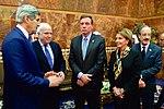Secretary Kerry, Senators McCain and Warner, House Minority Leader Pelosi, and Representative Engel Chat Before Greeting King Salman of Saudi Arabia.jpg