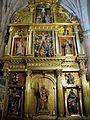 Segovia - Catedral, Capilla de San Andres 1.JPG