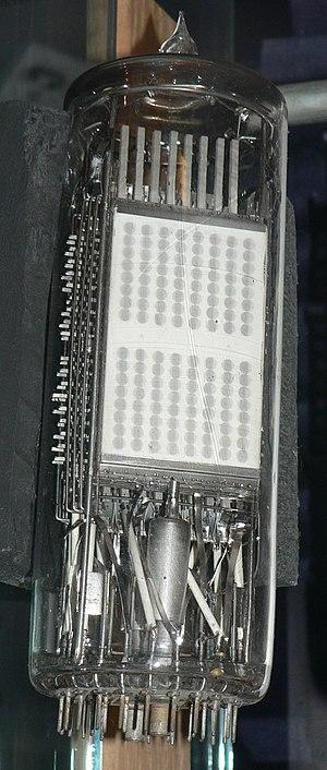 Selectron tube - Image: Selectron tube p 1270778