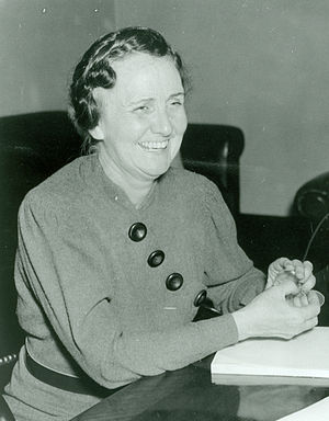 Alabama Women's Hall of Fame - Image: Senator Dixie Bibb Graves