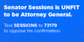 Senator Sessions in unfit to be AG (Voto Latino).png