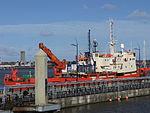 Sentinel at Liverpool Cruise Terminal - 2012-08-31 (2).JPG