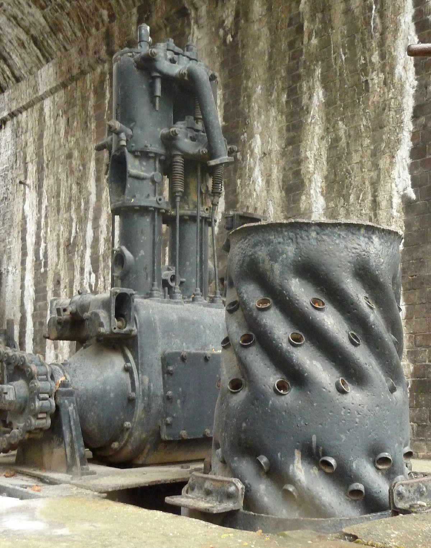 Steam motor - Wikipedia