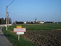 Serbannes - Entrée par la D 417 2014-03-12.JPG