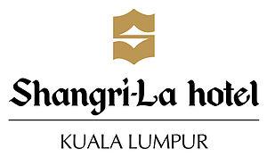 Shangri-La Kuala Lumpur - Image: Shangri La Hotel, Kuala Lumpur logo