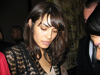 Shannyn Sossamon - Sossamon at the 2007 San Diego Comic-Con International.
