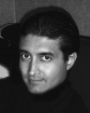 Sharad Devarajan - Photograph of Sharad Devarajan