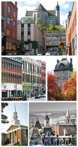 Sherbrooke - Image: Sherb
