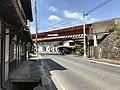 Shimane Prefectural Road No.13 in Morimura, Tsuwano, Kanoashi, Shimane 3.jpg