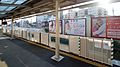 Shin-Tokorozawa Station platform edge doors 20131116.JPG